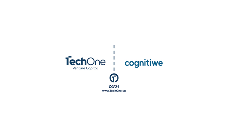 Visual Analysis and Artificial Intelligence solution Cognitiwe, raised an investment of  $605.000