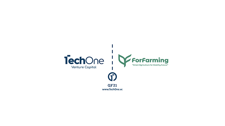 Smart agriculture technologies startup ForFarming received an investment of 450 thousand dollars!